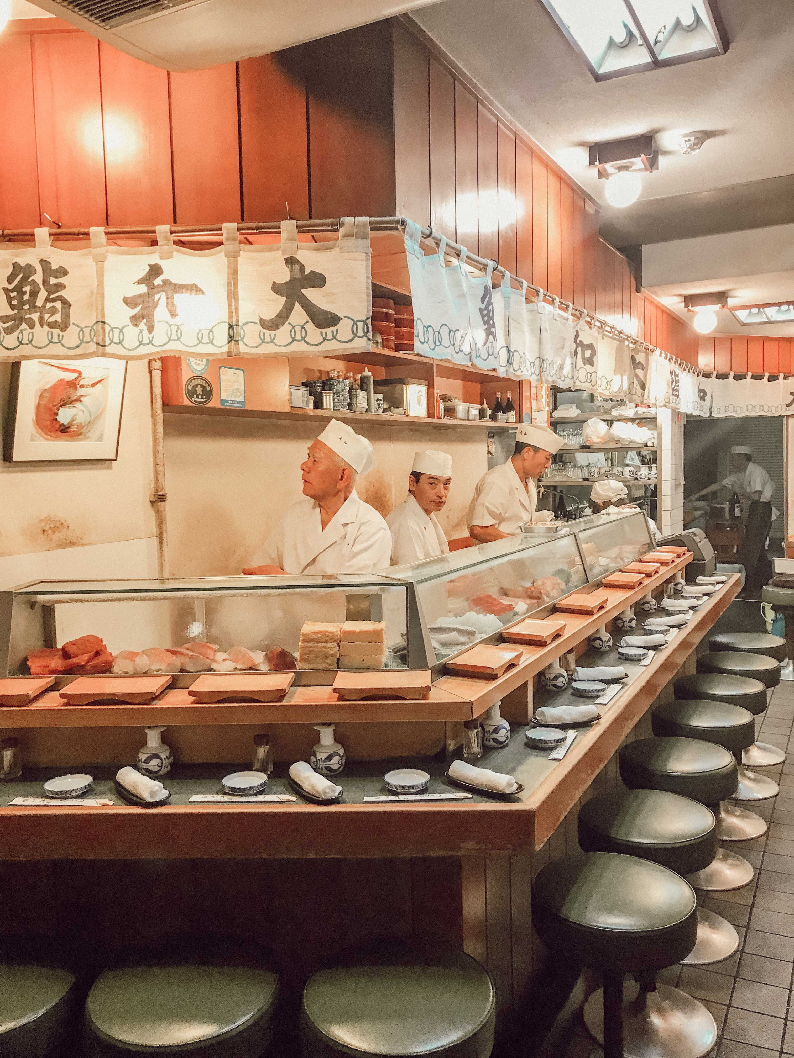 Japan Part 1: 48 hours in Tokyo in September