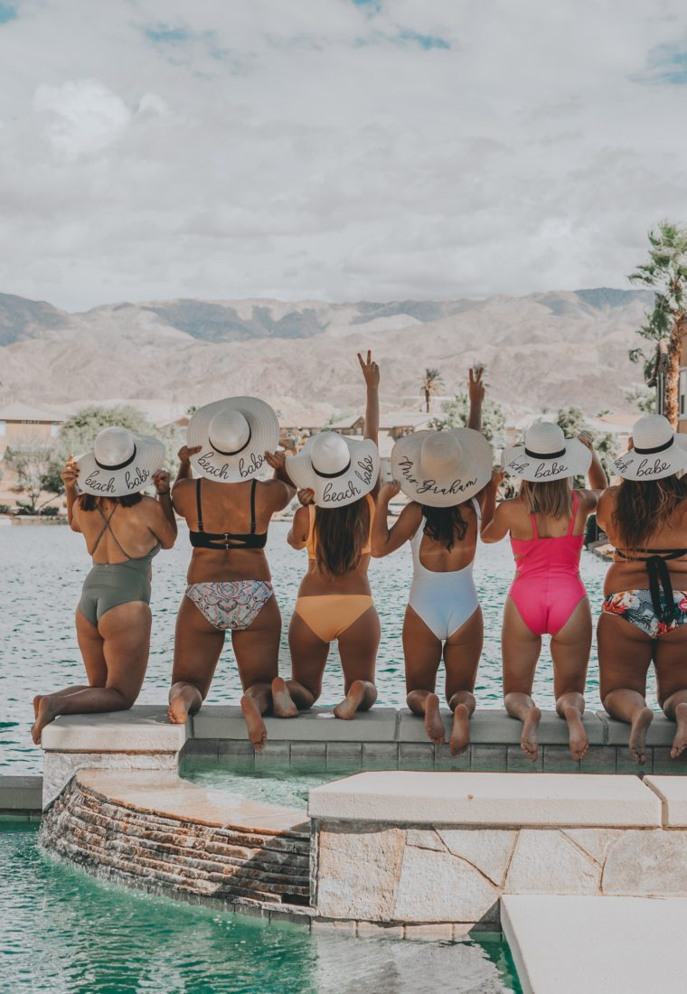 The Ultimate Bachelorette Party Guide to Palm Springs